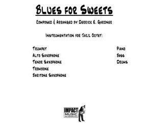 Blues For Sweets