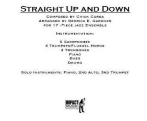 Arrangements by Derrick Gardner