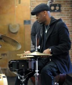 Donald Edwards - Drums