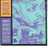 The Count Basie Orchestra under the direction of Grover Mitchell