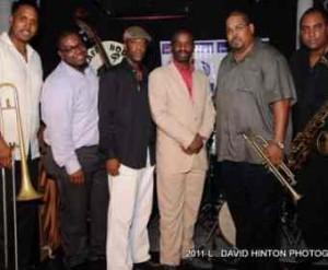 Derrick Gardner & The Jazz Prophets