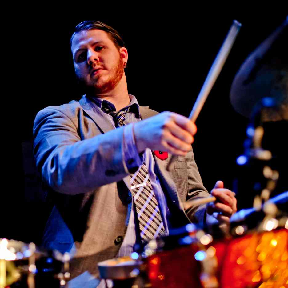 Derrick plays with Curtis Nowosad Quartet - May 23rd