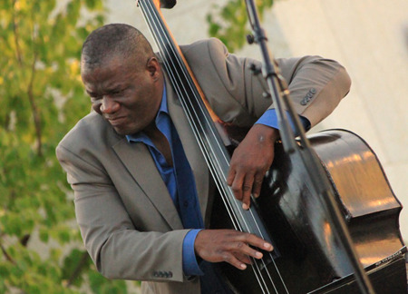 Derrick plays w/ STEVE KIRBY'S OCEANIC JAZZ ORCHESTRA - May 25th