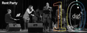 Jazz Winnipeg presents dig! Magazine RENT PARTY! - Nov 16th