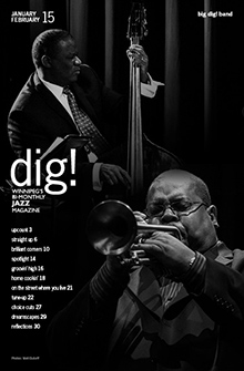 Introducing: the Big dig! Band