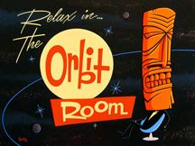 Cool Wednesday Night Hang at Orbit Room in April