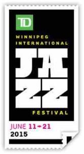 Derrick E. Gardner plays The Winnipeg Jazz Fest