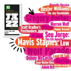Derrick Gardner hosts LATE NIGHT JAMS at Winnipeg Jazz Fest!
