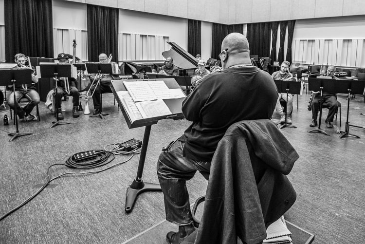 "Derrick Gardner & The Big dig! Band - The making of ""Still I Rise"""